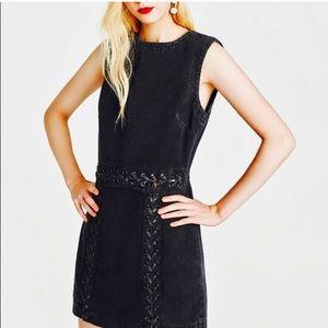 Zara denim dress